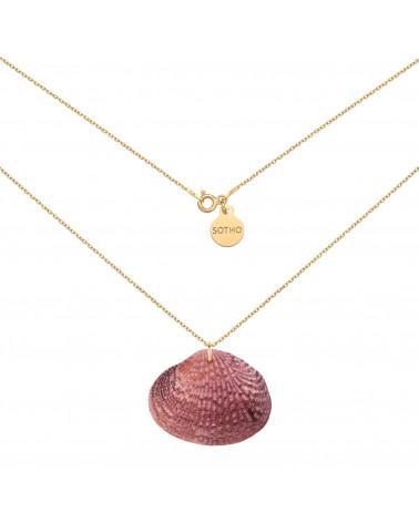 Duże kolczyki z różowego złota z gwiazdkami