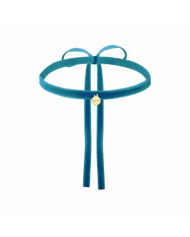 Srebrne kolczyki z arabskimi rozetami i cielistym kryształami SWAROVSKI® CRYSTAL