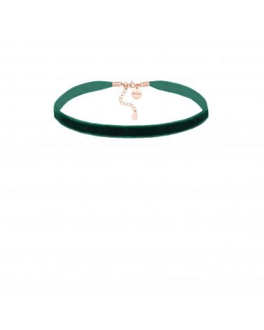Srebrna bransoletka z arabską rozetką zdobiona pastelowym łososiowym chwostem