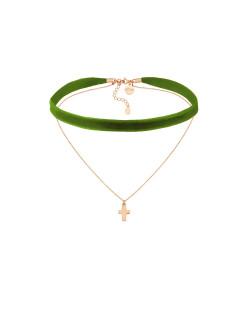 Naszyjnik z różowego złota shaker GYM GIRL