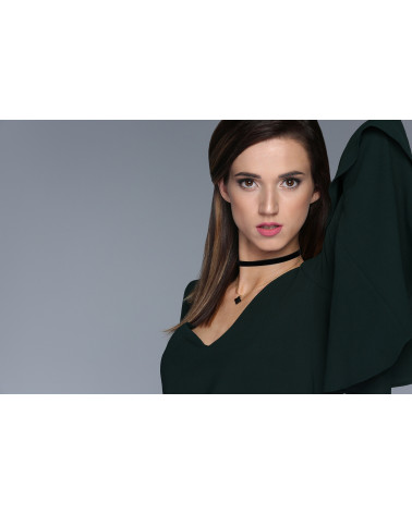 Złota bransoletka kettlebell GIRL POWER