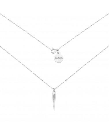 Perłowa bransoletka z pereł SWAROVSKI® CRYSTAL ze śnieżynką z różowego złota