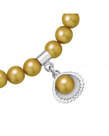 Złoty naszyjnik z ważką