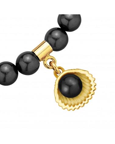 Naszyjnik z ważką z różowego złota