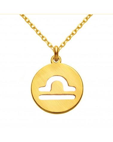 Złota bransoletka z rozetką i kryształami SWAROVSKI® CRYSTAL