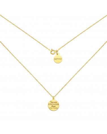 Kolczyki z rozetkami z różowego złota