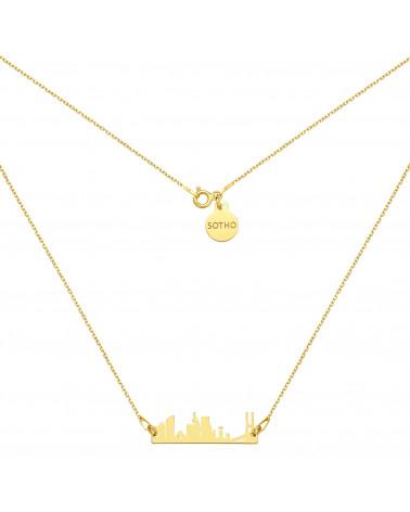 Złoty naszyjnik Lisbona
