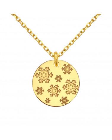 Bransoletka z różowego złota z psem rasy pudel
