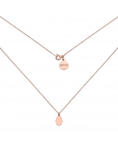 Złoty pierścionek z kuleczką i perłą White SWAROVSKI® CRYSTAL