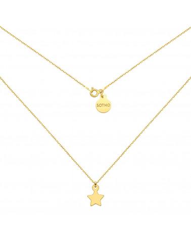 Pierścionek z różowego złota z kuleczką i perłą White SWAROVSKI® CRYSTAL