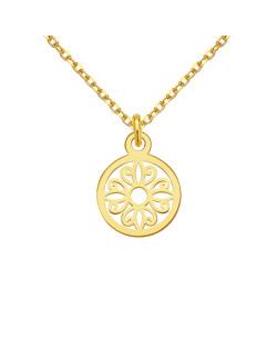 Kolczyki buldogi francuskie z różowego złoto